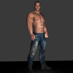tall-muscular-blue-jeans-boots