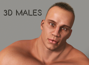 3D males