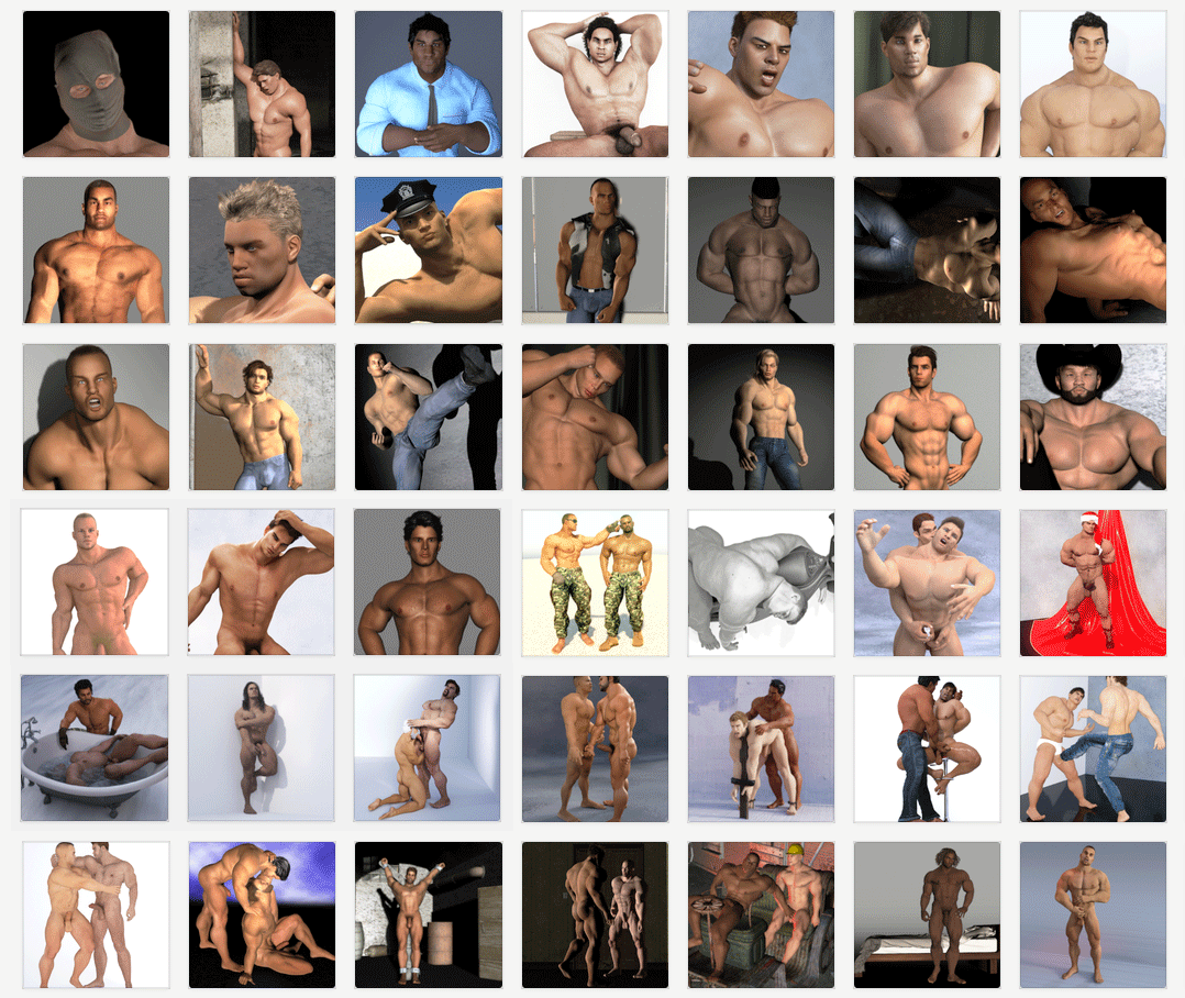 gay male images